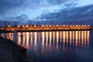 Жигулевская ГЭС готовится к зиме