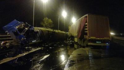 ДТП Жигулевская ГЭС разлив нефти