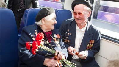 ветераны Жигулевска прокатятся бесплатно на электричках